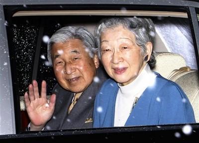 上皇后美智子明手術 乳癌療程曝