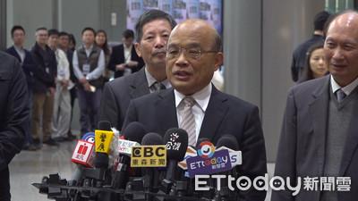 菲律賓拒撤禁台令 蘇貞昌:持續溝通台灣跟中國不一樣