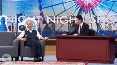 韓國瑜上博恩夜夜秀 終於向高雄人道歉了
