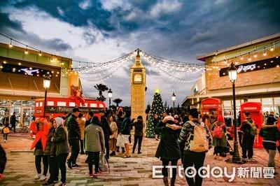 華泰名品城聖誕業績年增六成 全年業績上看70億元大關