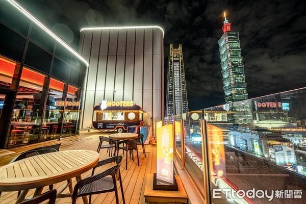 近距離感受震撼 信義區13家可以欣賞台北101煙火高樓餐廳 | ETto