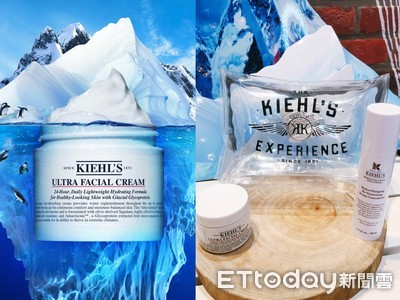 Kiehl's保濕神霜4用法 空氣包免費送