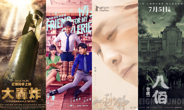 首映剩1天…《八佰》突然宣布不播了! 2019那些「被消失的華語電影」