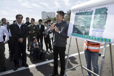 五楊高架南延新竹可行性評估通過
