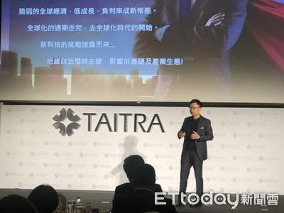 貿協明年邁入50周年 董座黃志芳提7大拓銷策略佈局全球