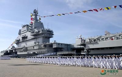 「山東艦」穿台灣海峽 美國務院嚴厲發聲明