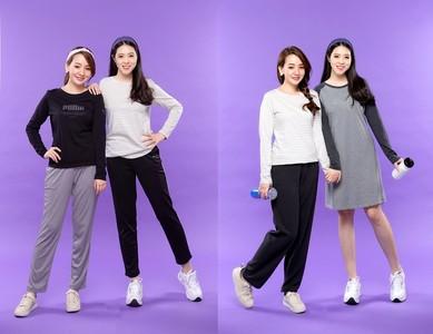 與韓同步流行!東森獨家首賣PUMA女性休閒組