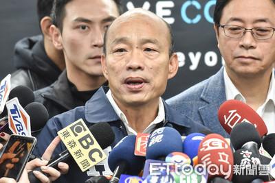他分析:民進黨害怕的韓國瑜回來了