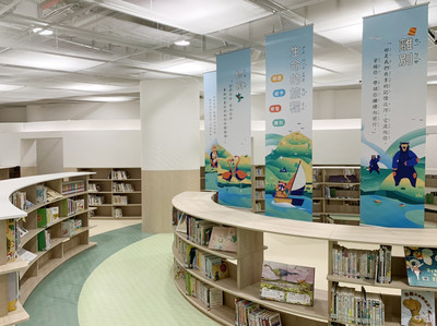 新竹動物園圖書館28日開幕