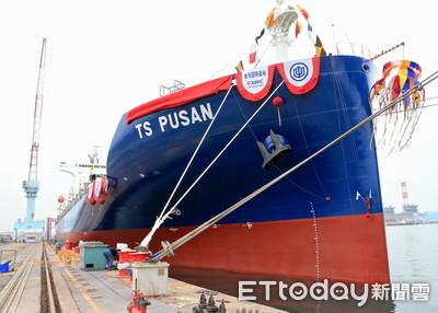 台船建造新式節能船吸睛 德翔海運船隊添新兵