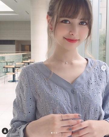 ▲15歲的嵐莉菜獲得美少女選拔冠軍。(圖/翻攝IG/嵐莉菜)
