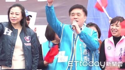 連勝文:尊敬郝龍斌這時候出來扛國民黨