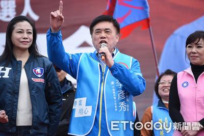 郝龍斌:黨主席不應是任何位置的跳板
