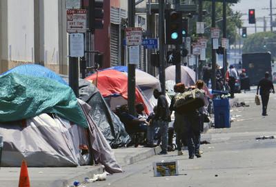 街友2年暴增47% 奧克蘭:郵輪安置