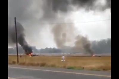 即/美國驚傳墜機事故 至少5人死亡