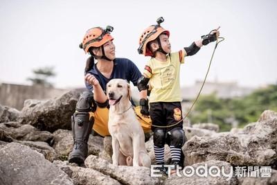 高消防推行「陽光筆記本」 正妹訓練員入鏡