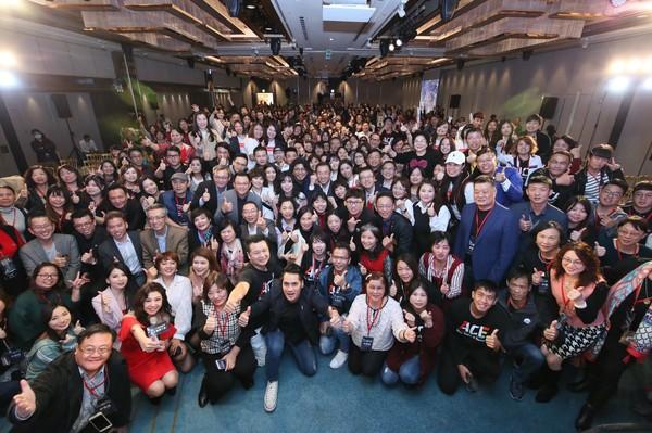 第三屆東森社交電商大會(圖/東森全球新連鎖事業提供)