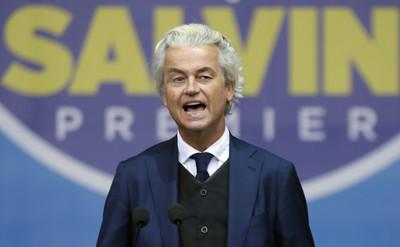 荷蘭議員辦「穆罕默德漫畫比賽」
