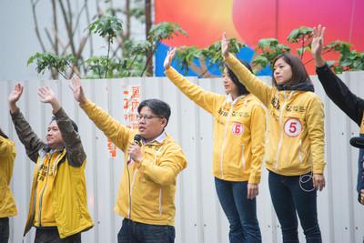 台灣需要更好的在野黨