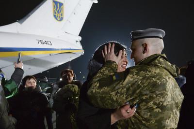 烏克蘭與親俄分離份子換囚200人