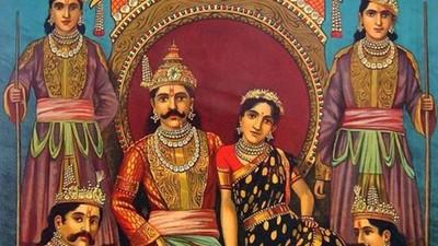 五兄弟共享一妻!「印度黑公主」為嫁摯愛甘願犧牲 卻因專情而早死