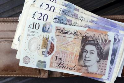 英鎊換匯飆近2年新高!換新台幣10萬要多花6200元