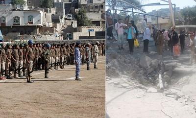 飛彈襲擊葉門親政府軍 10死21傷