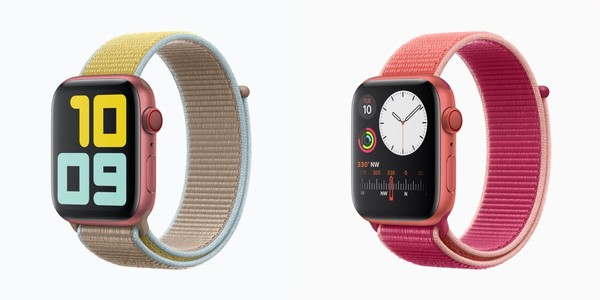 ▲▼PRODUCT(RED) Apple Watch。(圖/取自9TO5Mac)