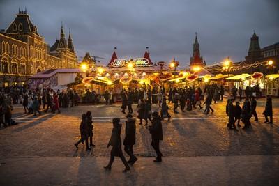 莫斯科133年來最熱!跨年只有人造雪