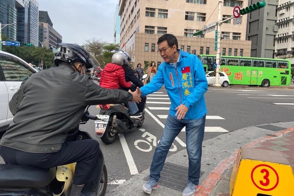 ▲國民黨立委費鴻泰。(圖/翻攝自費鴻泰臉書)