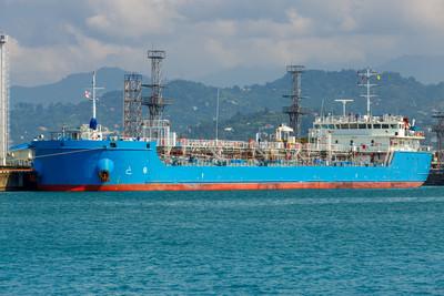 希臘油輪快樂夫人號遭劫走8船員!