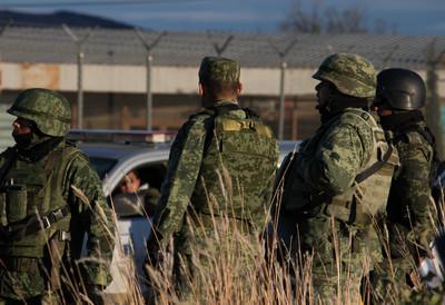 墨國監獄跨年夜「刀槍混戰」16死5傷