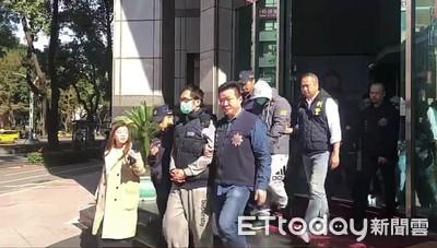 竹聯幫搶小姐「網內互打」 15煞衝撞鐵門丟信號彈