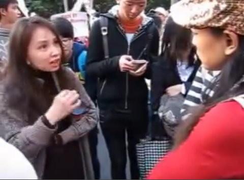 13分鐘說服反同婦「神叫我們學習」 陳嘉君清晰口才被推爆