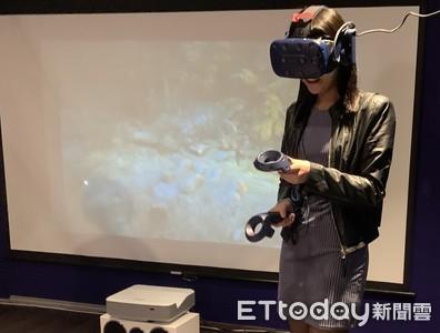 驚悚VR密室逃脫代表 HTC VIVELAND再推新款遊戲《恐懼聖所》