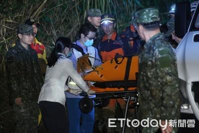 黑鷹傷患送三總 副院長鄭書孟將出面說明傷勢