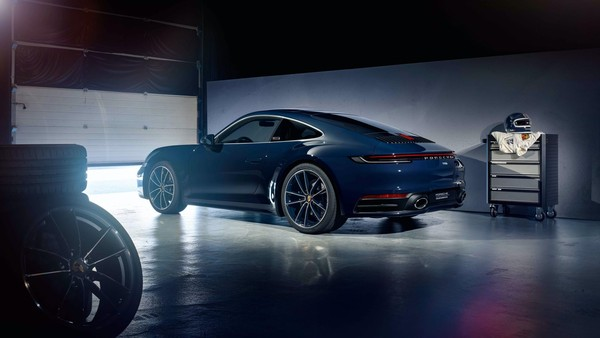 ▲911 Belgian Legend Edition特仕車。(圖/翻攝自Porsche)