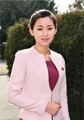 ▲▼北韓新人女演員白雪美(圖/翻攝自朝鮮雜誌《錦繡江山》)