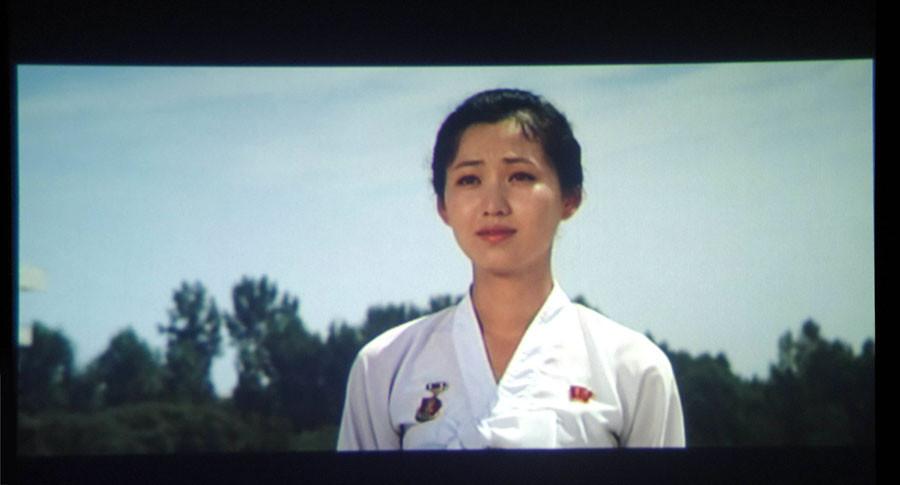 ▲▼北韓電影《我們家的故事》劇照(圖/翻攝自우리민족끼리)