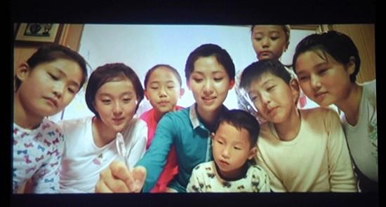▲▼ 北韓電影《我們家的故事》(圖/翻攝自통일뉴스)