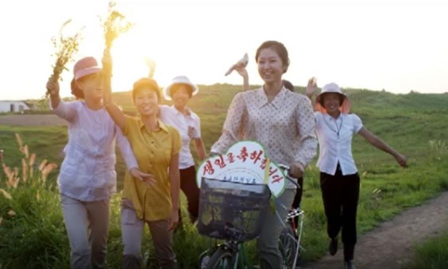 ▲▼北韓電影《我們家的故事》劇照(圖/翻攝自富川國際奇幻電影節官網)