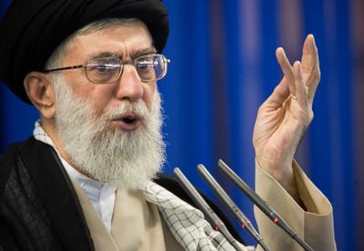 伊朗最高領袖:空襲成功賞美一記耳光