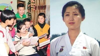 朝鮮白月光!「處女母親」照顧鄰居七孤兒 獲金正恩表揚還翻拍電影