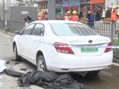 多元計程車司機跨年夜猝死車內!