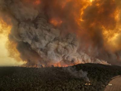 澳洲大火募款 48小時內破4億元