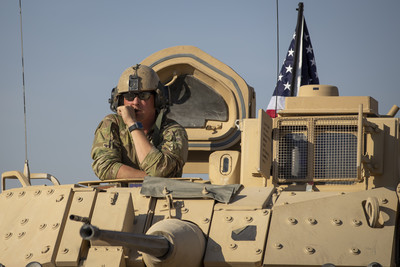 美軍阿富汗遭「路邊炸彈」狂轟 釀2死