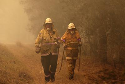 澳洲總理莫里森:野火恐持續幾個月