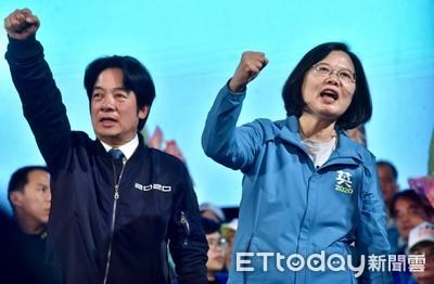 韓國瑜稱黑鷹失事「台灣中邪」 蔡英文則感謝在野黨