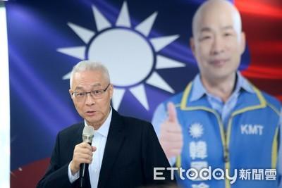 蔡正元:吳敦義選前3週就知韓輸15%