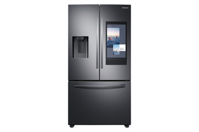 2020 CES 三星新冰箱能規劃食譜